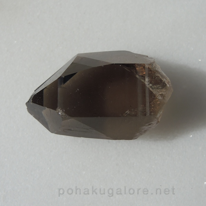 Smoky Quartz Crystal from Switzerland
